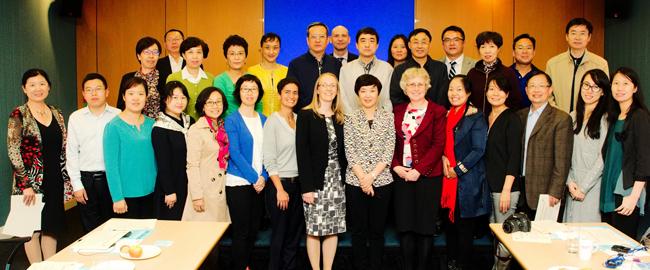 Chinese-health-delegation-NIHR-Horizon-Scanning-Centre